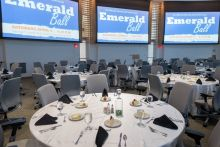 Emerald Ball Decor